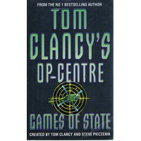 Games Of State. Tom Clancy's Op-Centre