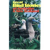 Great Bird Stories Of Australia And New Zealand
