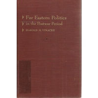 Far Eastern Politics In The Postwar Period