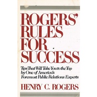 Rogers Rules For Success.