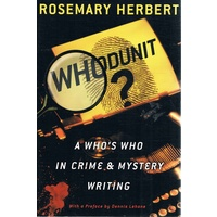 Whodunit. A Who's Who In Crime And Mystery Writing.