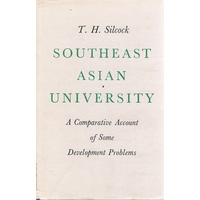 Southeast Asian University. A Comparative Account Of Some Development Problems
