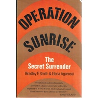 Operation Sunrise. The Secret Surrender