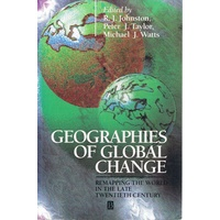 Geographies of Global Change. Remapping the World in the Late Twentieth Century