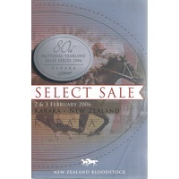 Select Yearling Sale.