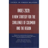 Andes 2020. A New Strategy For The Challenges Of Columbia And The Region