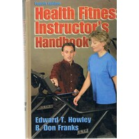 Health/Fitness Instructor's Handbook