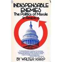 Indispensable Enemies. The Politics Of Misrule In America.