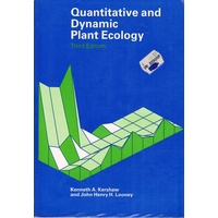 Quantitative Dynamic Plant Ecology