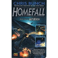 Homefall. Book Four Of The Last Legion