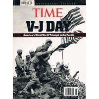 V - J Day. America's World War II Triumph in the Pacific