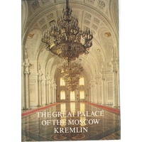 The Great Palace Of The Moscow Kremlin