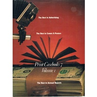 The Best In Advertising. Print Casebooks 7. 1987/1988