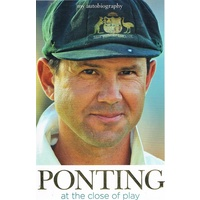 Ponting. At The Close Of Play