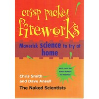 Crisp Packet Fireworks. Maverick Science To Try At Home