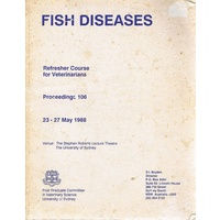 Fish Diseases. Revised Course For Veterinarians