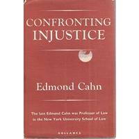 Confronting Injustice