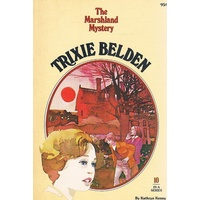 Trixie Belden, The Marshland Mystery. No.10