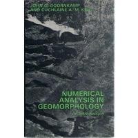 Numerical Analysis In Geomorphology. An Introduction