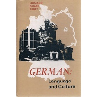 German--Language And Culture