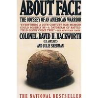 About Face. The Odyssey of an American Warrior (Paperback)