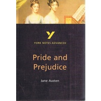Pride And Prejudice. York Notes Advanced