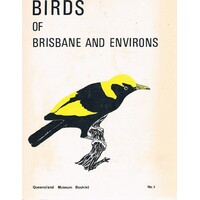 Birds Of Brisbane And Environs