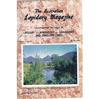 The Australian Lapidary Magazine, Volume 2, No.9, March 1966