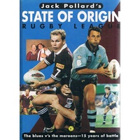 Jack Pollard's State Of Origin Rugby League