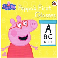 Peppa Pig. Peppa's First Glasses