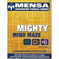 Mighty Mind Maze. A Mindbending Revolution