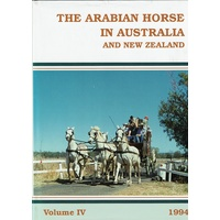 The Arabian Horse In Australia And New Zealand