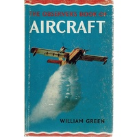 The Observer's Book Of Aircraft 1969