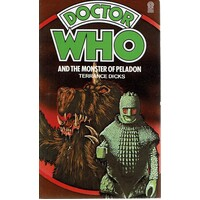 Doctor Who And The Monster Of Peladon. No. 43