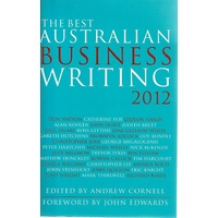 The Best Australian Business Writing 2012