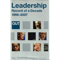 Leadership. Record Of A Decade 1998-2007