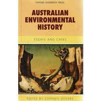 Australian Environmental History. Essays And Cases