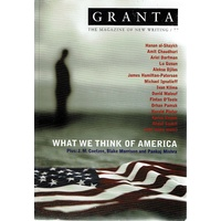Granta. The Magazine Of New Writing/77. What We Think Of America