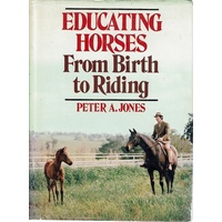 Educating Horses From Birth To Riding