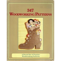 347 Woodworking Patterns