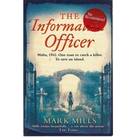 The Information Officer. Malta, 1942. One Man To Catch A Killer. To Save An Island