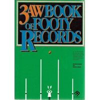 3AW Book Of Footy Records