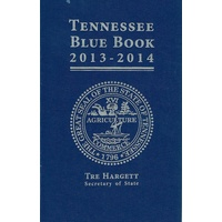 Tennessee Blue Book 2013-2014
