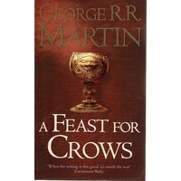 A Feast Of Crows, 4. The Fourth Book Of A Song Of Ice And Fire