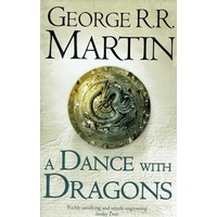 A Dance With Dragons. The Fifth Book Of A Song Of Ice And Fire