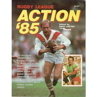 Action '85. Rugby League