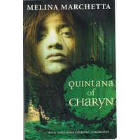 Quintana Of Charyn. Book Three Of The Lumatere Chronicles
