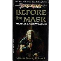 Dragon Lance. Before The Mask. Villains Series. Volume 1