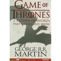 Game Of Thrones. 3. Storm Of Swords, Part 1, Steel And Snow