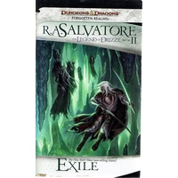 Exile. The Legends Of Drizzt. Book Two